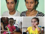 Xã hội - Bé 4 tuổi bị đánh:Thêm thông tin rùng mình về đôi vợ chồng ác quỷ