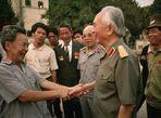 Những bức ảnh quý giá về Đại tướng Võ Nguyên Giáp - Ảnh thứ 5