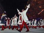 Muôn màu lễ khai mạc Thế vận hội Sochi 2014  - Ảnh thứ 5