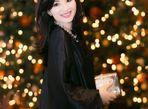 Hoa hậu Giáng My nổi bật với váy đen hàng hiệu - Ảnh thứ 12