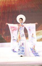 Thời trang & Làm đẹp - Hoa hậu Việt Nam 2014: Phần thi áo dài của các thí sinh