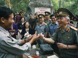 Những bức ảnh quý giá về Đại tướng Võ Nguyên Giáp - Ảnh số 6