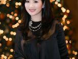 Hoa hậu Giáng My nổi bật với váy đen hàng hiệu - Ảnh số 11