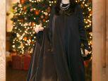 Hoa hậu Giáng My nổi bật với váy đen hàng hiệu - Ảnh số 9