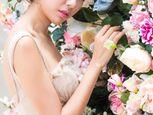 Thúy Vân yêu kiều, e ấp hóa tiên nữ giữa rừng hoa - Ảnh số 10
