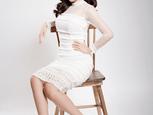 Hoa hậu Diễm Trần khoe đường cong chữ S hoàn hảo trong bộ ảnh mới - Ảnh số 3