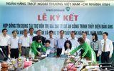 Vietcombank Vinh cho vay 360 tỷ đồng thực hiện Dự án thủy điện đầu tiên của khu