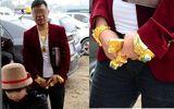 """Những """"đại gia Việt"""" khoe của bằng đeo cả trăm cây vàng trên người"""