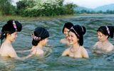 Độc đáo lễ hội cầu xinh đẹp và suối nước lạ của người Thái