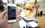 Giám sát giao thông qua điện thoại di động: Có vi phạm pháp luật?