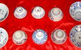 Phát hiện Bộ sưu tập gốm sứ cổ quý hiếm ở Hà Tĩnh