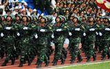 Lễ diễu binh hoành tráng kỷ niệm 40 năm thống nhất đất nước
