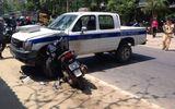 Trộm xe SH, đâm vào xe CSGT tử vong