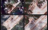 Sau Trường Sa, Trung Quốc lại ráo riết xây dựng căn cứ quân sự tại Hoàng Sa