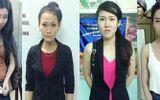Chân dung 4 người mẫu trong đường dây mại dâm nghìn USD