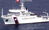 Chùm ảnh: Hiện trường vụ lật thuyền trên biển Địa Trung Hải