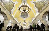15 ga tàu điện ngầm đẹp nhất thế giới