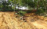 Lao động Trung Quốc vào Thừa Thiên - Huế đào núi khai thác quặng