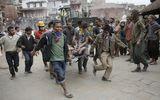 Động đất ở Nepal: Số người chết lên đến hơn 2.200 người