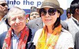 Diễn viên Dương Tử Quỳnh mắc kẹt tại Nepal vì động đất
