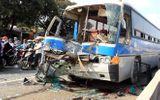 Tai nạn liên hoàn giữa 5 chiếc ô tô trên Quốc lộ 1A