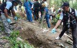 Phát hiện 26 thi thể người tị nạn tại khu mộ tập thể ở Thái Lan