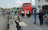 """Vụ tai nạn 4 người chết: 2 xe khách """"đua tốc độ"""" trên 100km"""