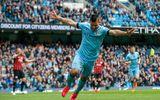 """Man City 6-0 QPR: """"Vua phá lưới"""" tiễn khách xuống hạng"""