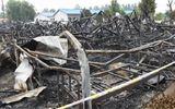 Cháy nhà dưỡng lão ở Trung Quốc, 38 người chết