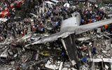 Máy bay rơi ở Indonesia: 116 người chết, tiết lộ danh tính phi hành đoàn