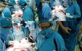 Trường hợp bé sơ sinh bị đâm xuyên não: 60 năm bệnh viện chưa từng gặp