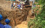 Vỡ ống nước sông Đà lần 13: Bao giờ mới khắc phục xong?