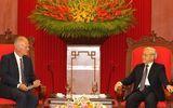 Tổng Bí thư Nguyễn Phú Trọng tiếp Đại sứ, Trưởng Phái đoàn EU tại Việt Nam