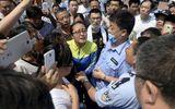 Vụ nổ Thiên Tân: Dân biểu tình yêu cầu chính phủ đền bù
