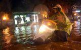 Hà Nội mưa ngập nặng, vượt quá năng lực tiêu thoát nhiều lần