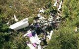 Máy bay rơi khi diễn tập nhào lộn, một phi công thiệt mạng