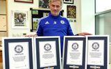 Jose Mourinho sở hữu 5 kỉ lục Guinness
