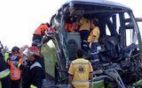 Ít nhất 55 người thương vong do tai nạn xe buýt ở Brazil