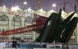 Vụ sập cần cẩu ở Mecca: Hơn 130 xe cứu thương, cứu hộ đã đến hiện trường