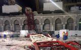 Công ty gia đình Bin Laden quản lý dự án xảy ra vụ sập cần cẩu