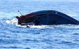 Nổ tàu cá gần Côn Đảo, 16 thuyền viên vẫn mất tích