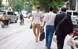 Cư dân mạng truy lùng anh chàng đánh giày đẹp trai nhất Hà Nội
