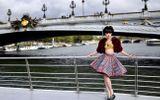 """Jessica Minh Anh hé lộ dự án thời trang """"khủng"""" trên dòng sông Seine"""