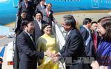 Chủ tịch nước hội kiến Tổng thư ký LHQ Ban Ki-moon