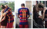 Chân dung bản sao của Neymar lừa hôn gái xinh giữa đường