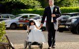 Đám cưới trong mơ của cô dâu tí hon