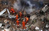 Brazil: Nổ khí gas làm hư hại 40 tòa nhà