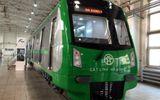 Tàu mẫu đường sắt Cát Linh – Hà Đông trong 10 ngày tới sẽ cố gắng trưng bày
