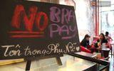 Quán cafe ở Sài Gòn miễn phí 100% nước uống cho khách nữ... không mặc áo ngực