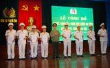 Công an Hà Tĩnh bổ nhiệm 8 lãnh đạo trưởng cấp phòng và huyện